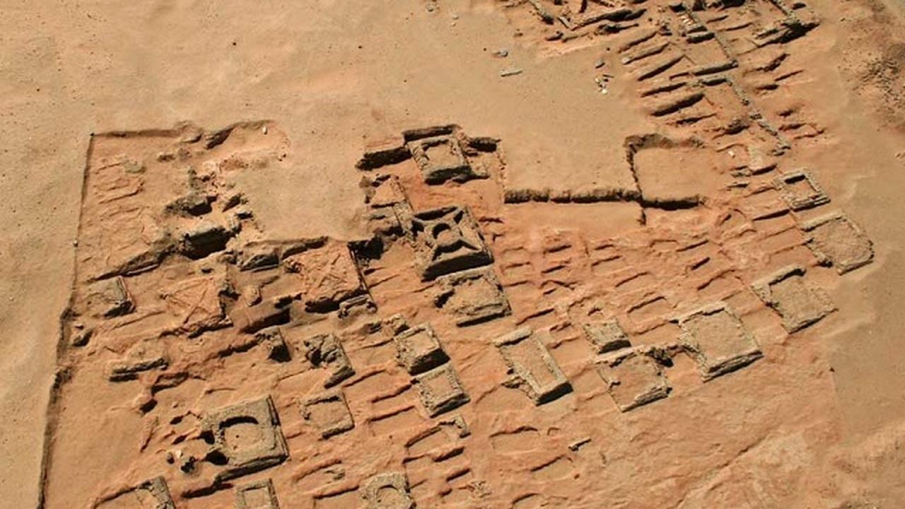 На севере Судана археологи обнаружили множество пирамид