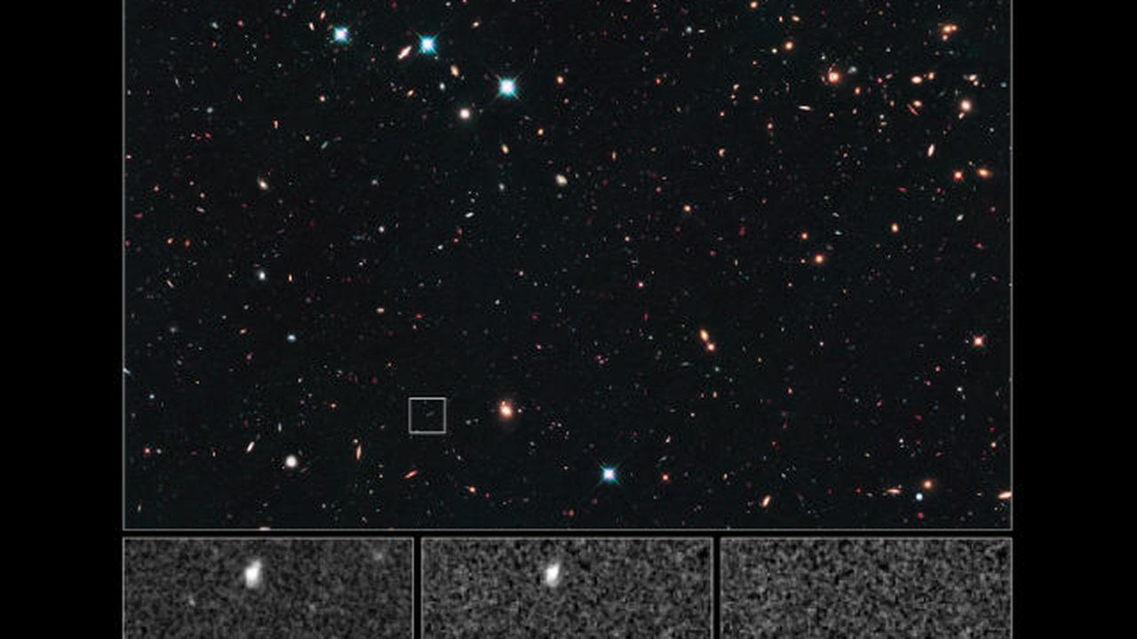 Самая далёкая сверхновая поможет в изучении тёмной энергии