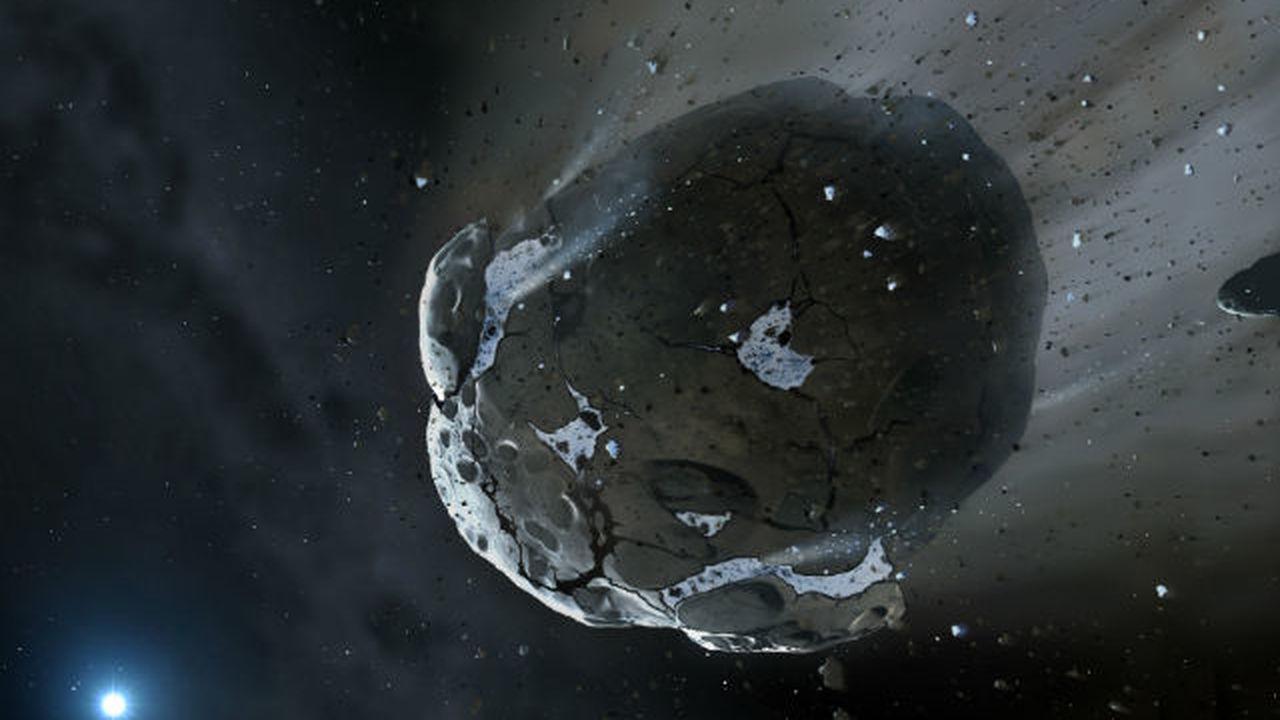 400-метровый астероид грозит взорвать Землю