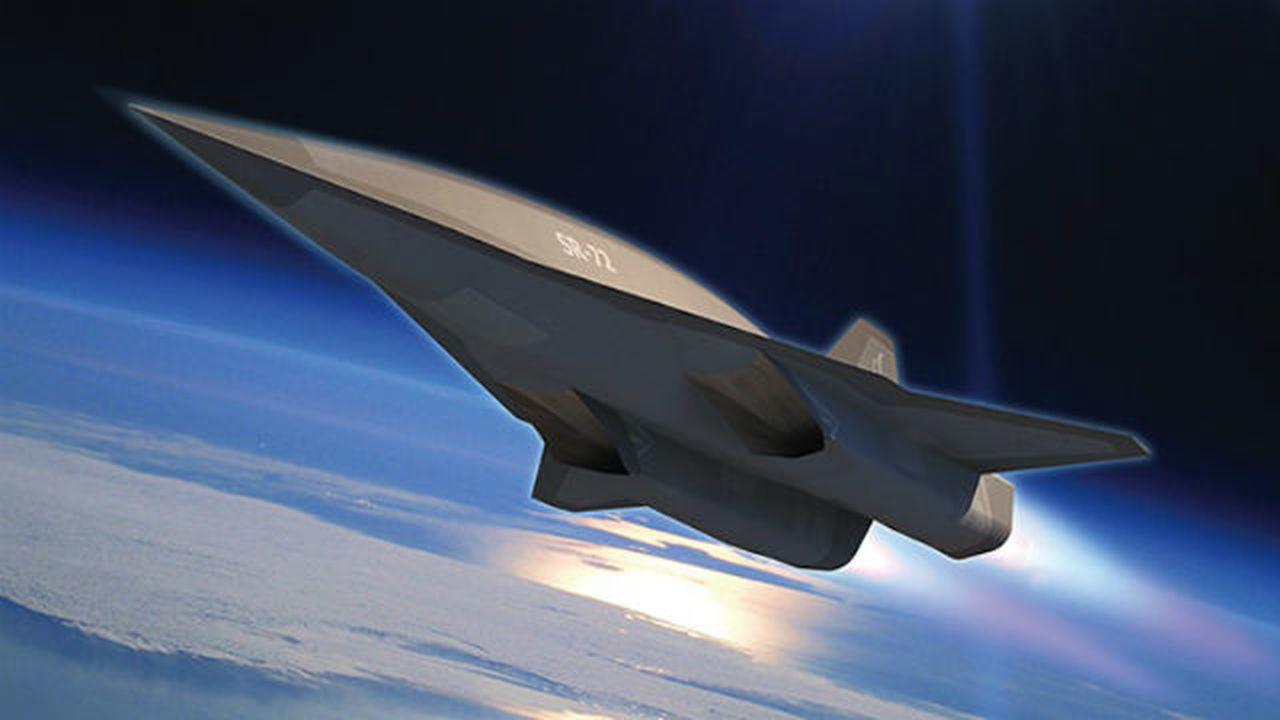 Компания Lockheed Martin разрабатывает гиперзвуковой самолёт