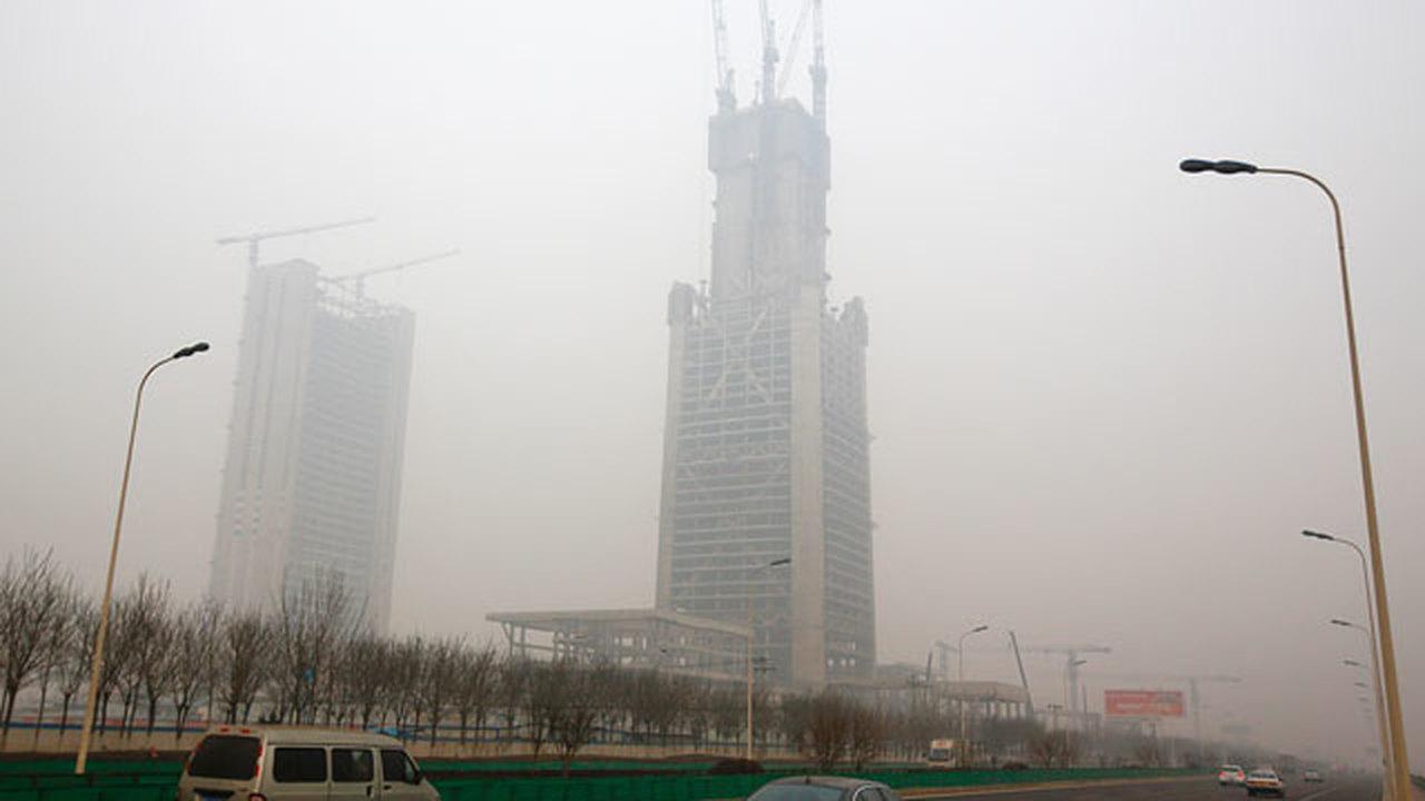 ВОЗ: загрязнение воздуха погубило 7 миллионов человек по всему миру