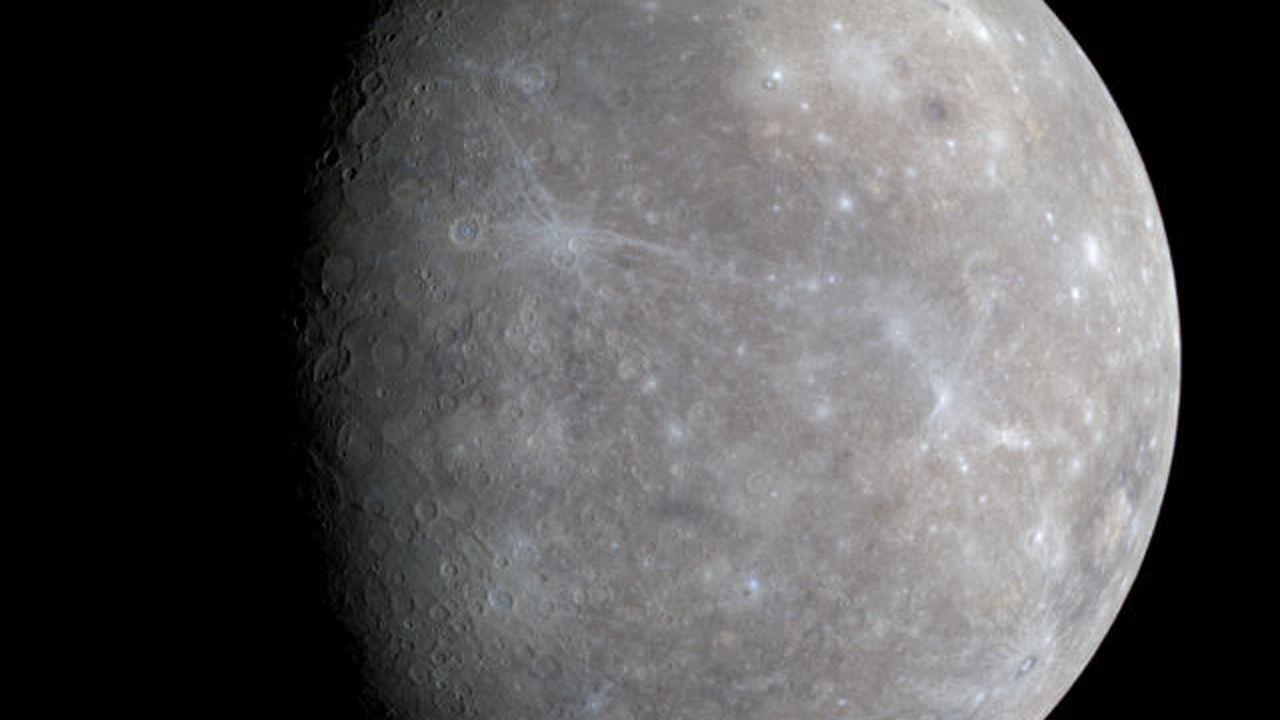 Меркурий мог появиться намного дальше от Солнца