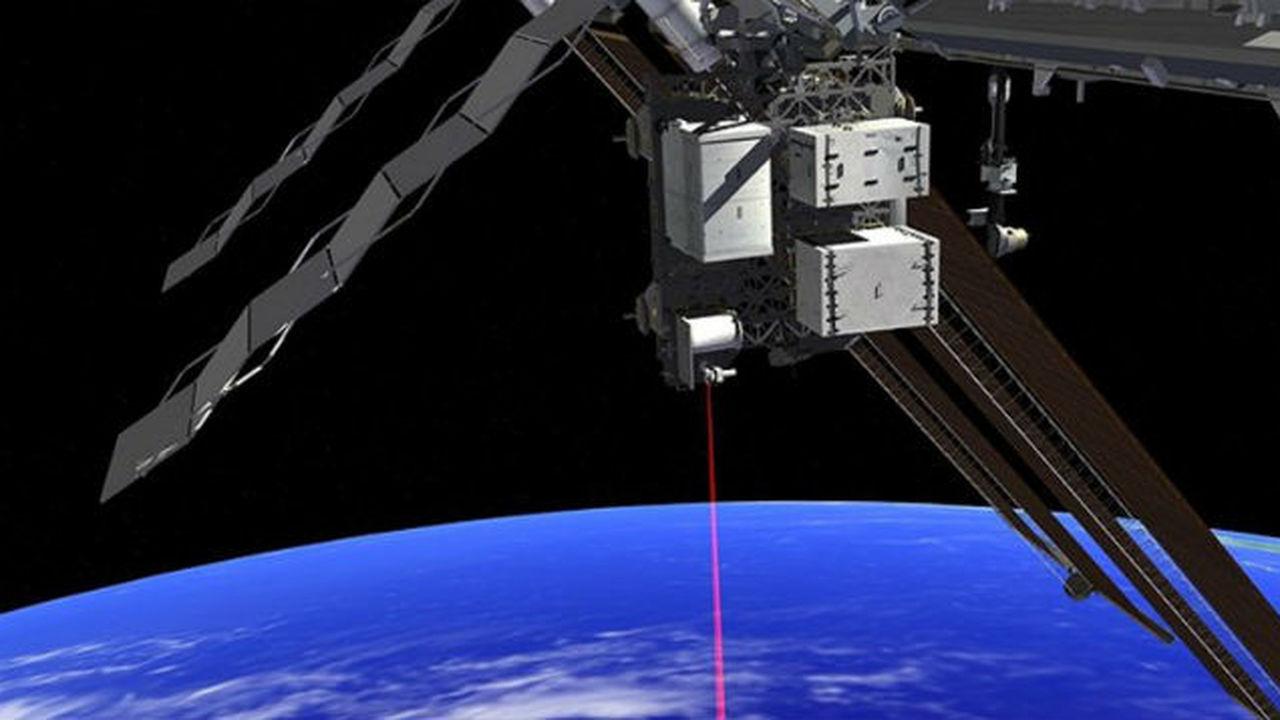 Лазеры передали видеозапись с МКС на Землю