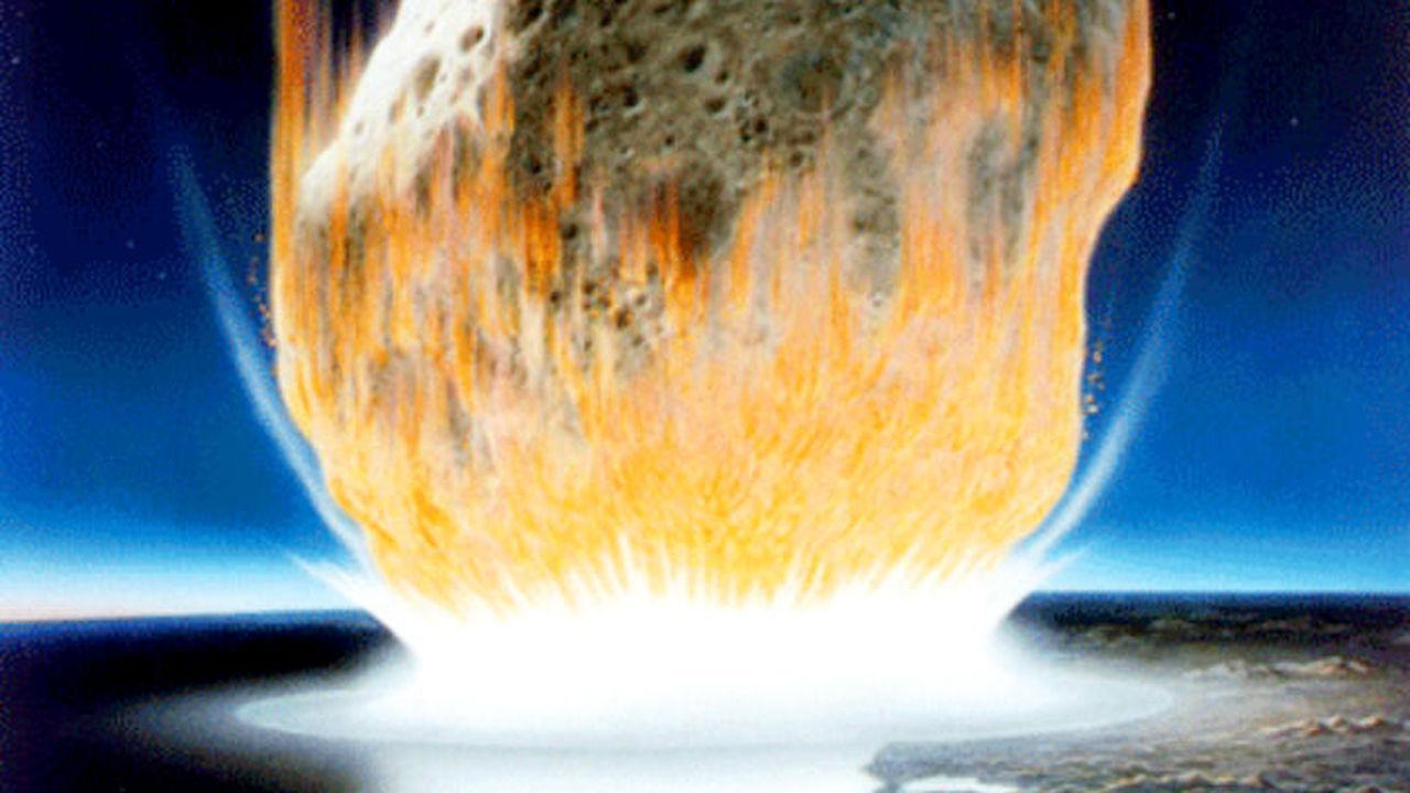 Астероид, убивший динозавров, разогрел Землю на сто тысяч последующих лет