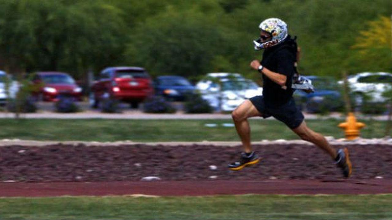 Новый реактивный ранец ускорит бег спортсменов и солдат