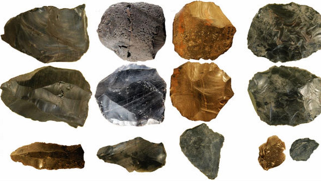 Обнаруженные орудия труда каменного века были изобретены за пределами Африки