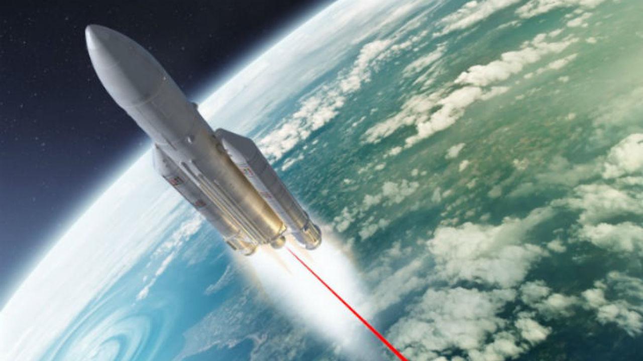 Российские инженеры предложили концепцию лазерного ракетного двигателя