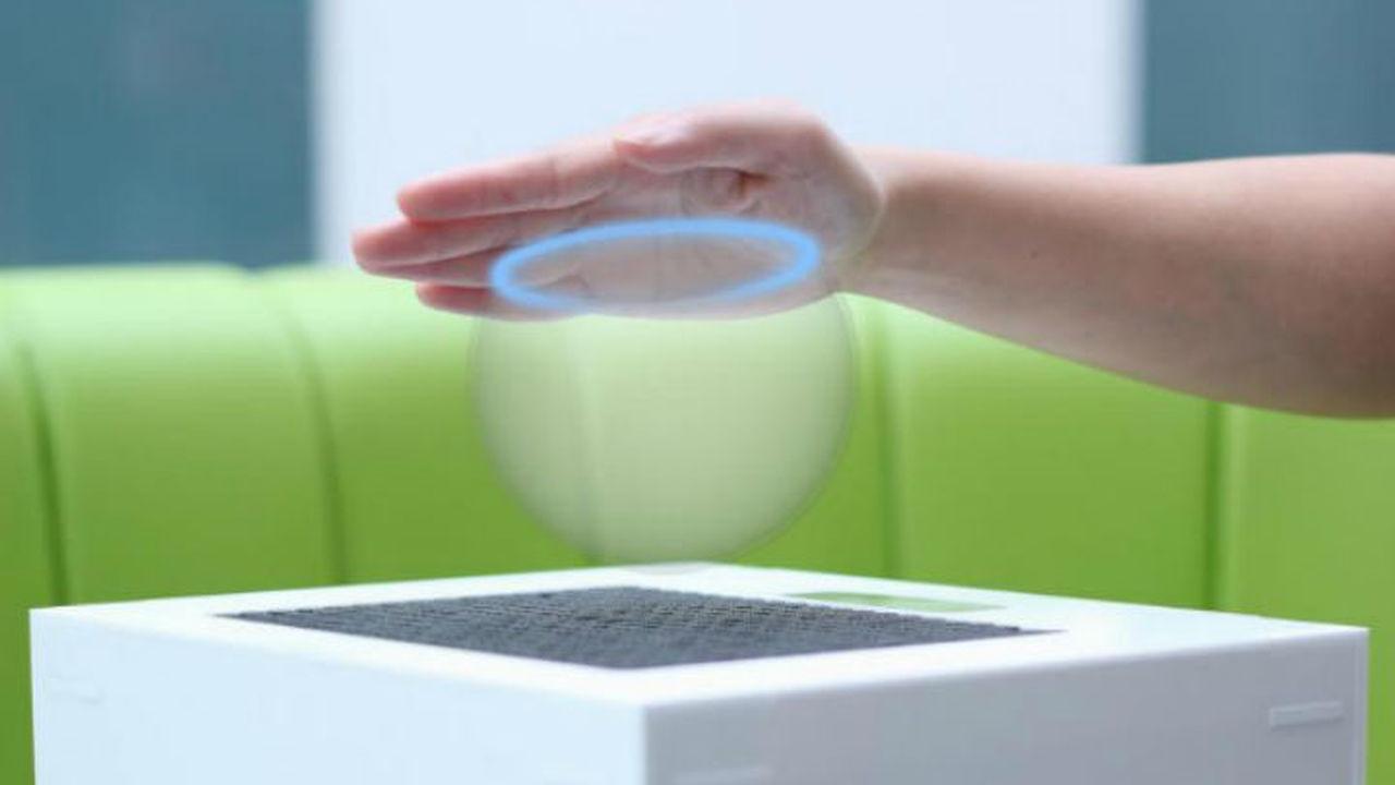 Ультразвук позволил почувствовать невидимые предметы
