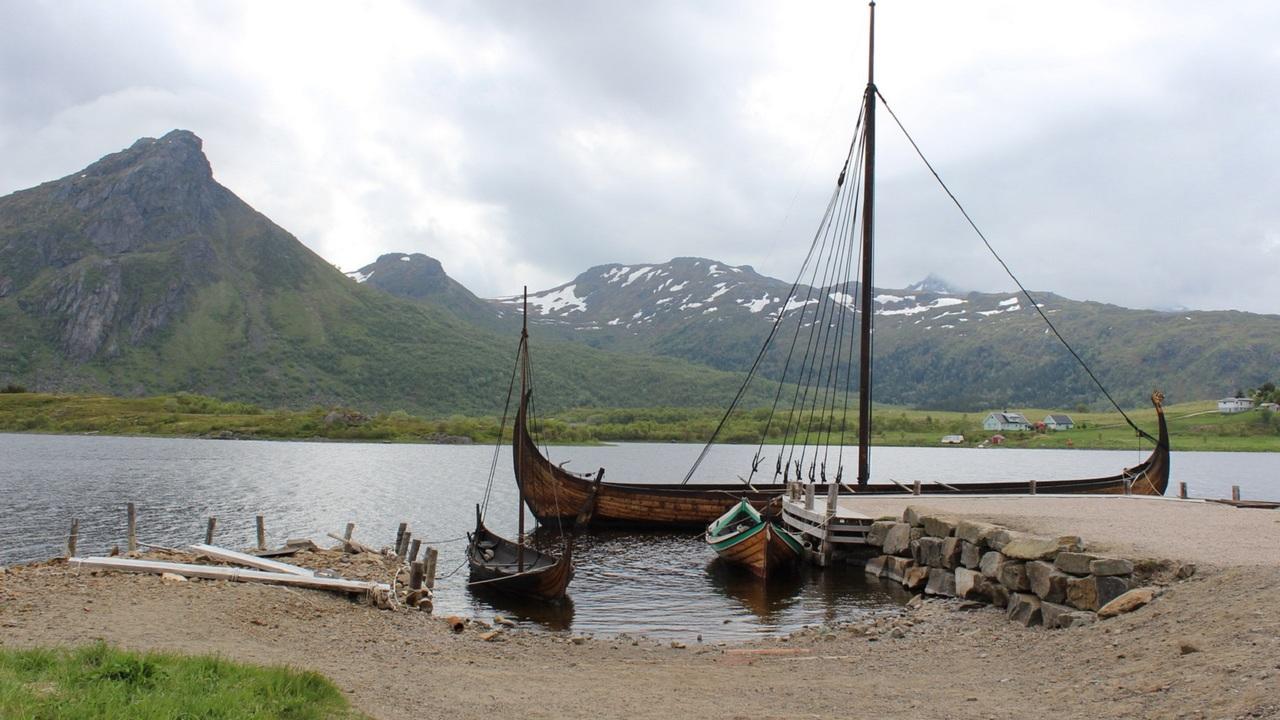 Викинги брали в походы женщин