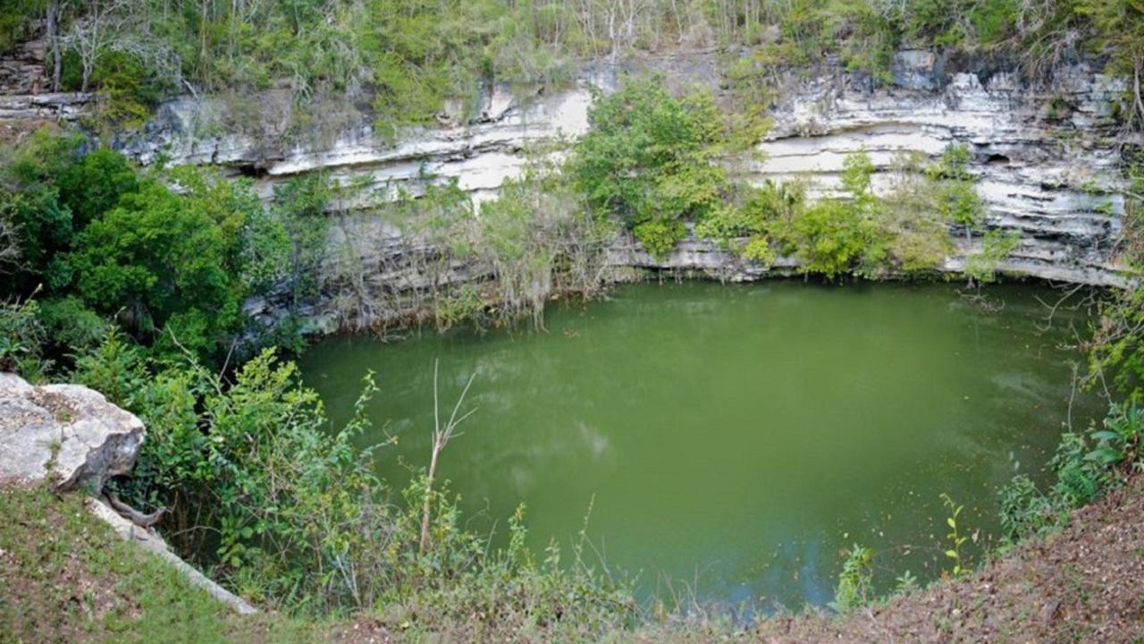 В Центральной Америке обнаружен Храм воды майя