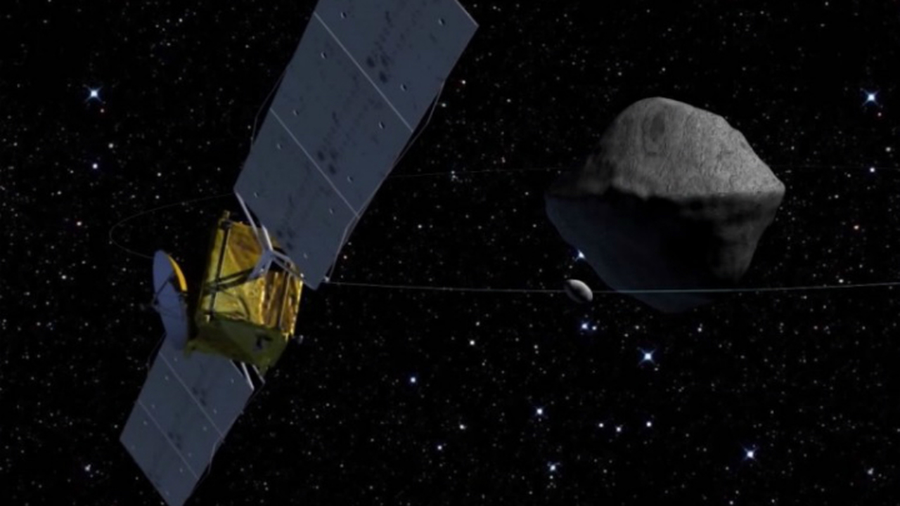 EКА предлагает использовать мини-спутники для полётов к астероидам