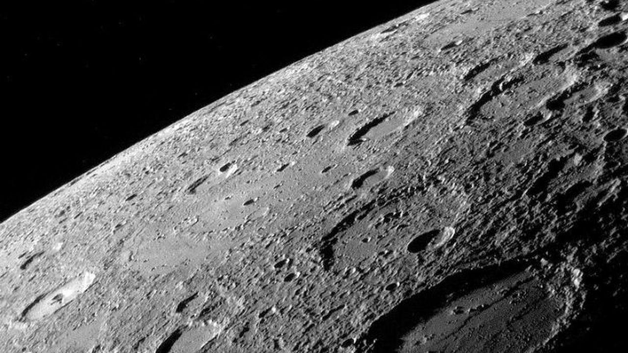 Астрономы объяснили, почему поверхность Меркурия тёмная