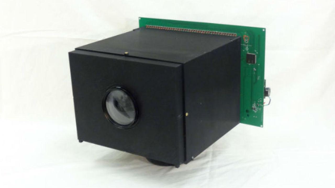 Представлена первая в мире камера с автономным питанием