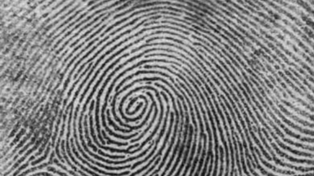 Использование наркотиков теперь можно установить по отпечаткам пальцев