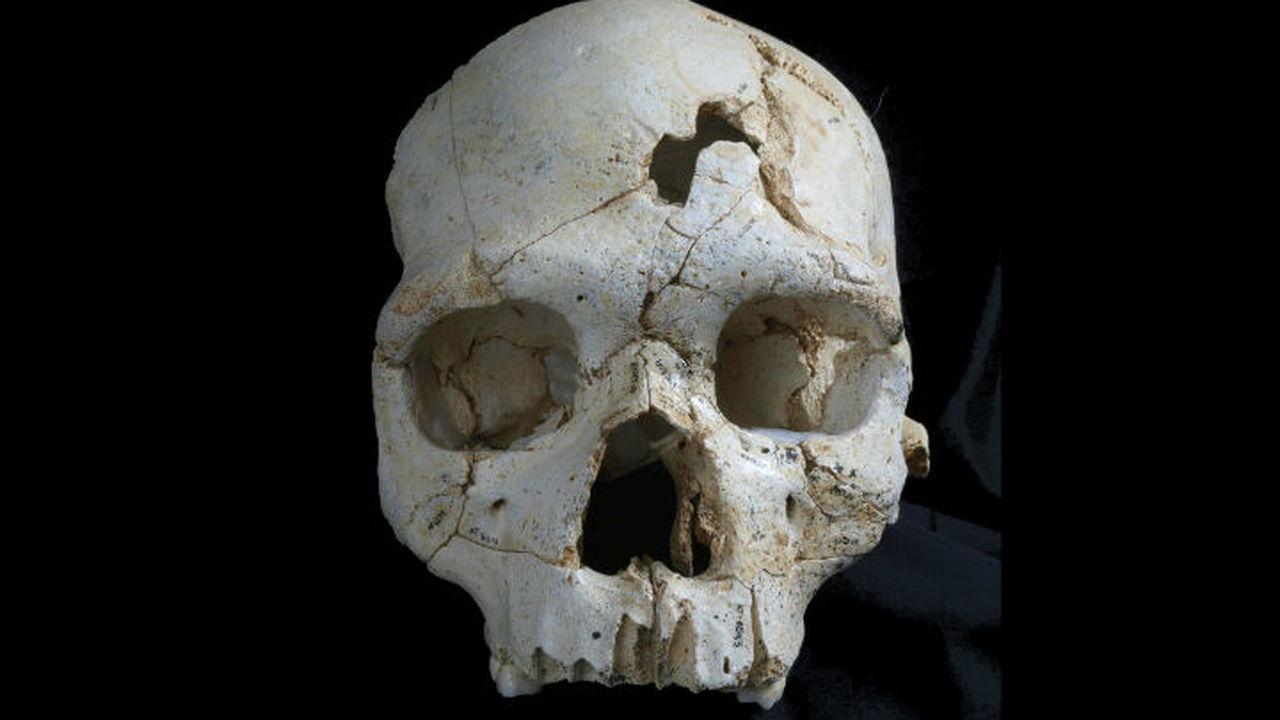 Найдена жертва первого известного науке убийства