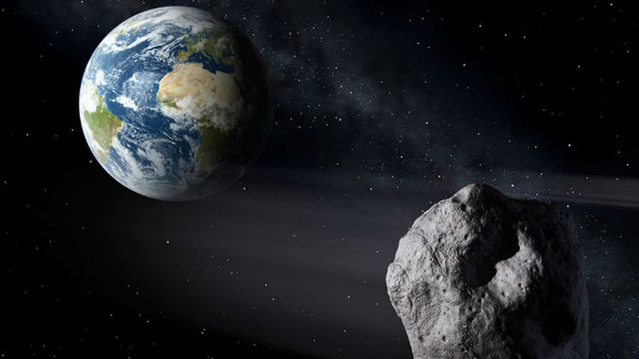 Российский астроном открыл потенциально опасный для Земли астероид