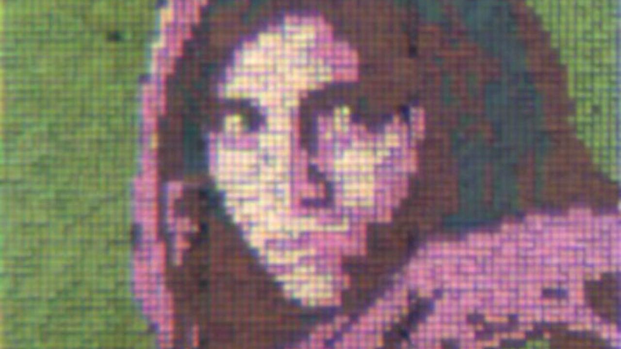 Разработан гибкий полноцветный дисплей-кожа