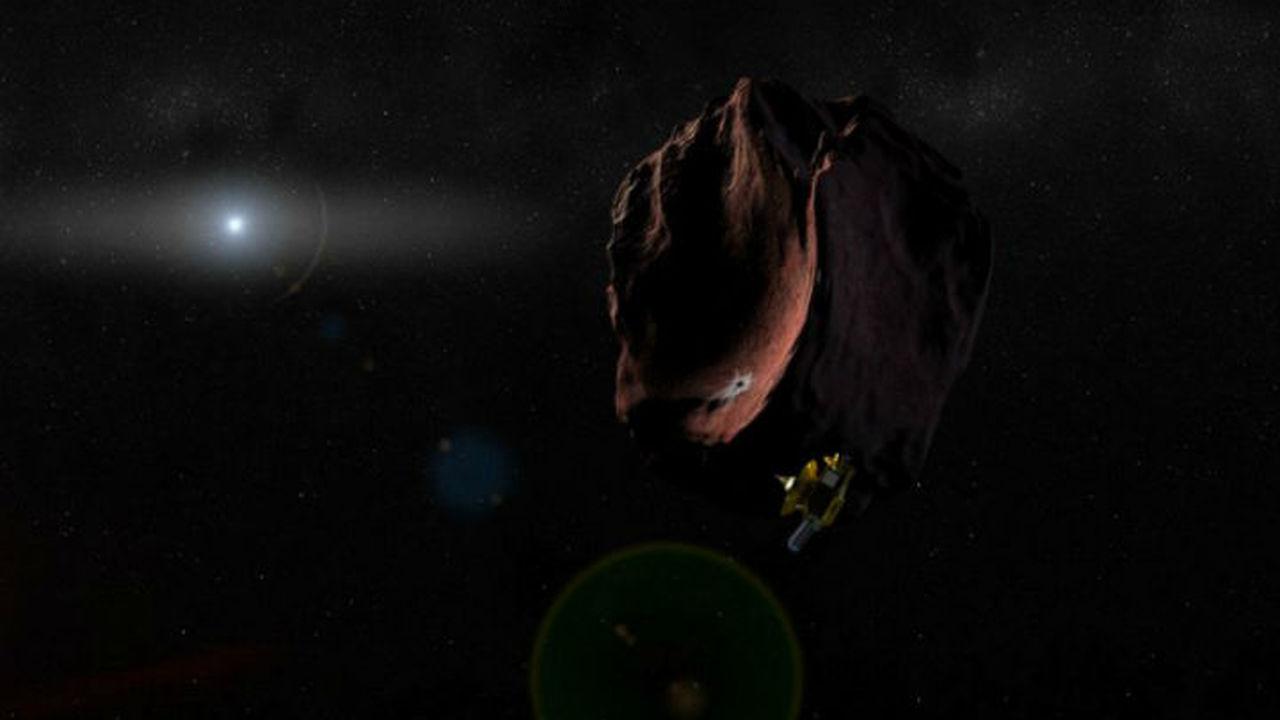 Эксперты выбрали новый пункт назначения для миссии New Horizons