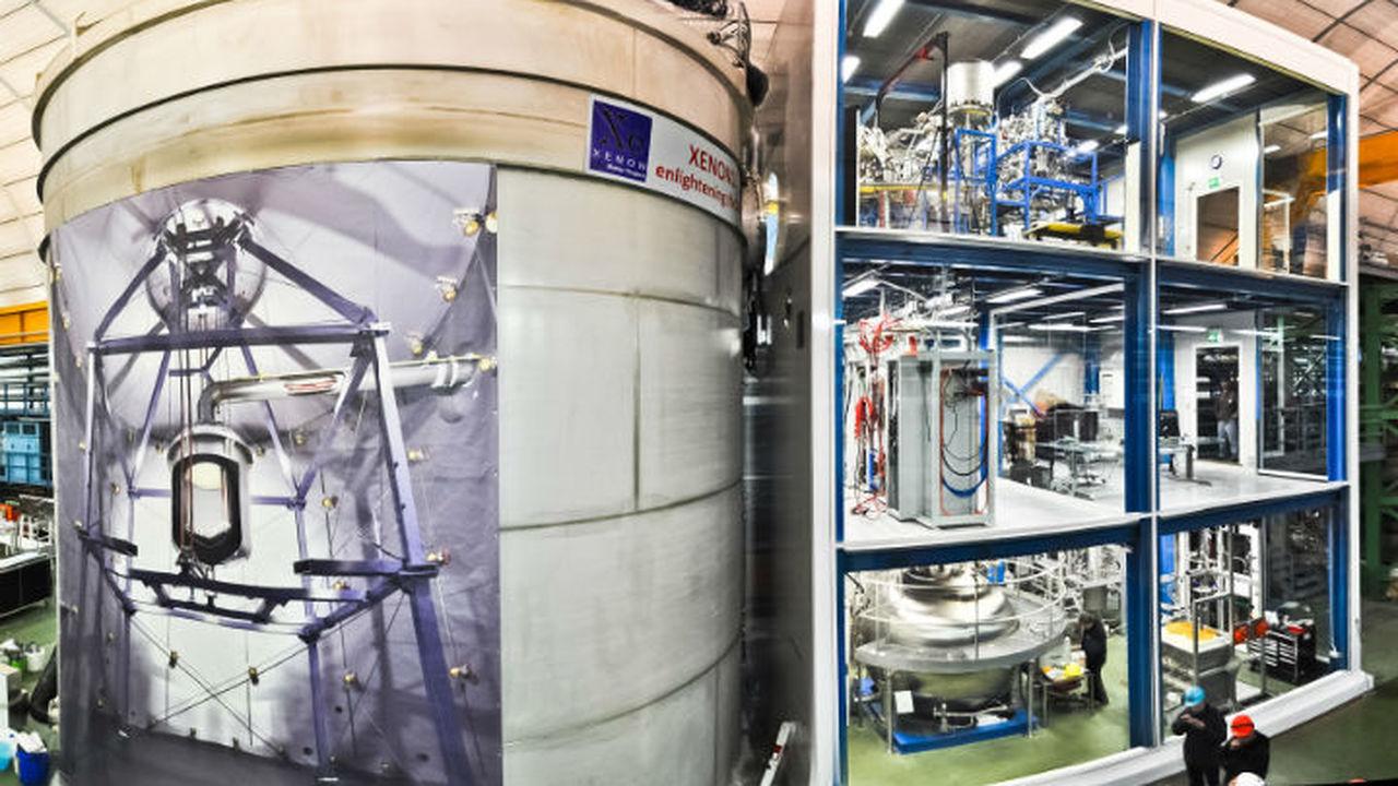 Самый чувствительный подземный детектор тёмной материи готов к поиску