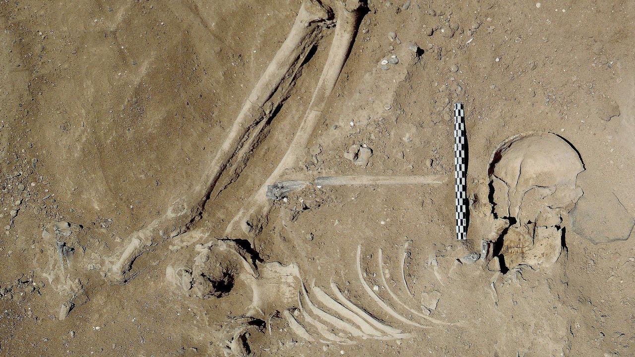 Антропологи нашли следы самой первой войны