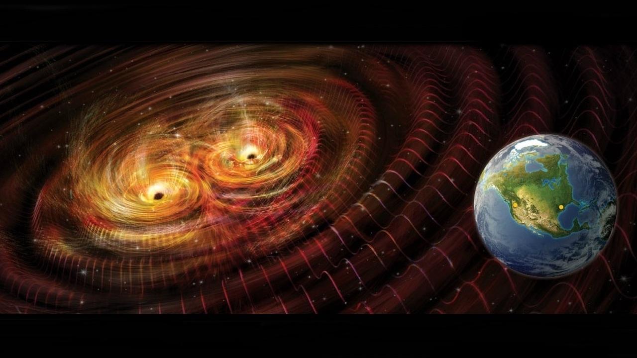 Европейский детектор впервые обнаружил гравитационные волны
