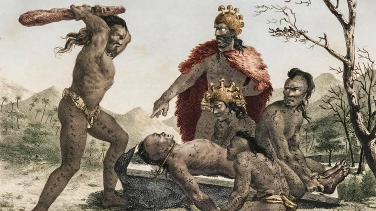 Человеческие жертвоприношения помогли становлению иерархии в обществе