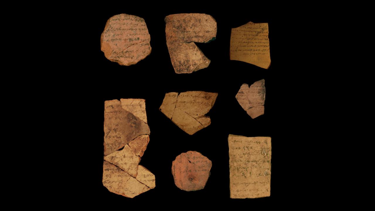 Анализ древних черепков заставил пересмотреть время возникновения Библии