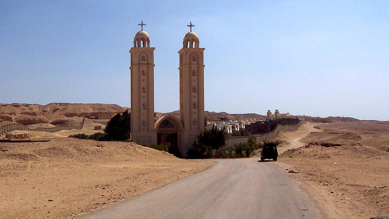 Археологи нашли уютное жилище коптского отшельника