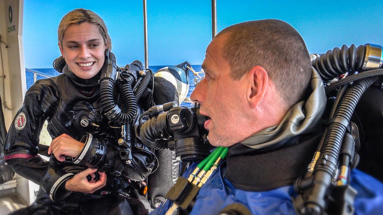 Череп и кости: невероятная находка на месте крушения Антикитерского корабля