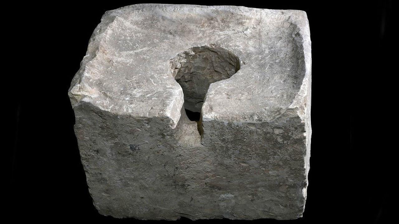 Найдены доказательства реальности библейской истории об осквернении языческих храмов
