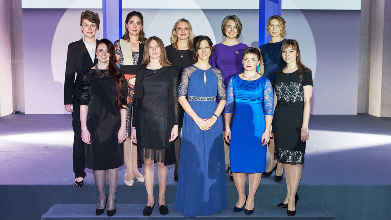 Десятка лучших на X юбилейной церемонии: объявлены имена выдающихся молодых женщин-учёных России