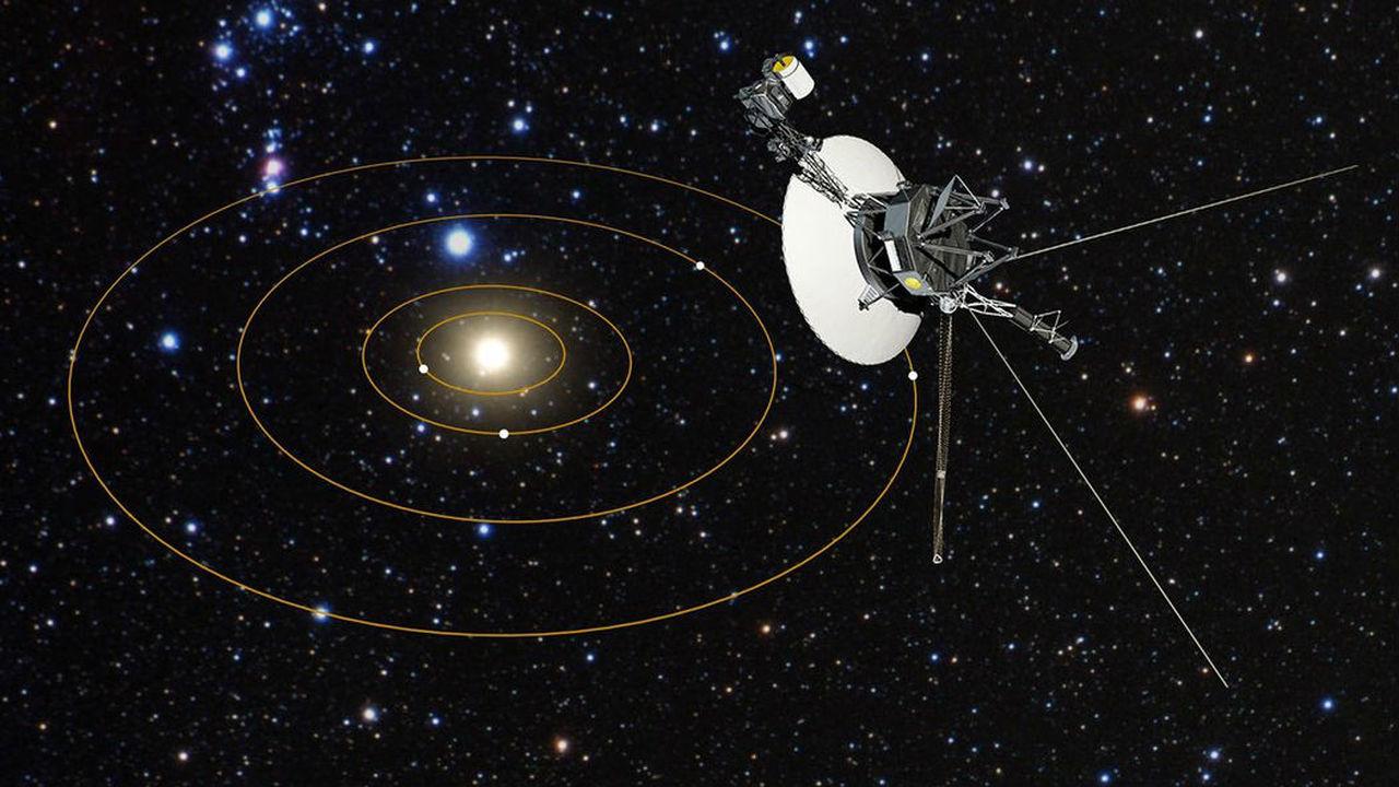"""Телескоп """"Хаббл"""" составит межзвёздную """"дорожную карту"""" для зондов """"Вояджер"""""""