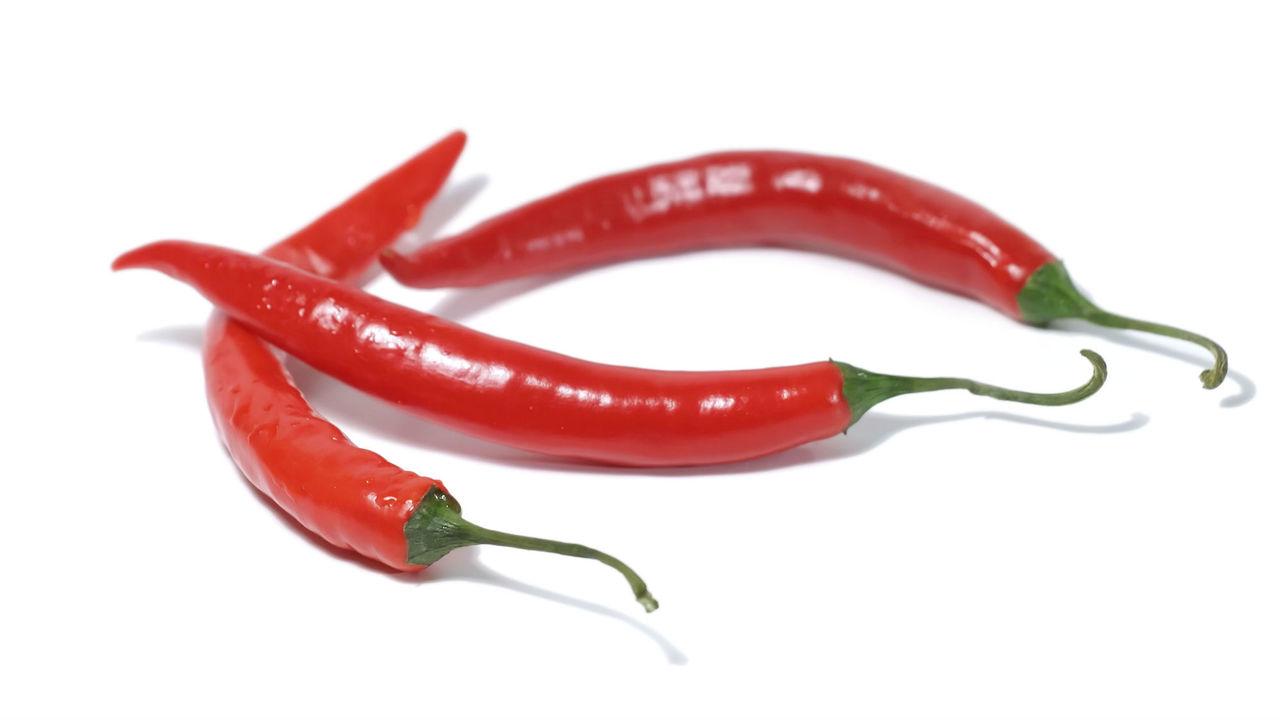 Употребление в пищу красного перца связали с долгожительством
