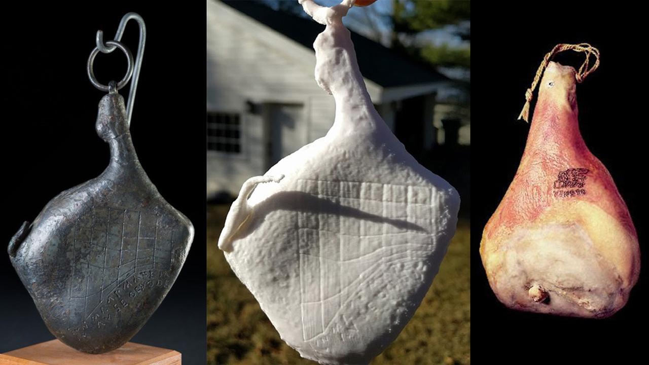 """Часы-хамон и поросячий хвостик: ученые выяснили, как работал древнеримский """"Ролекс"""""""