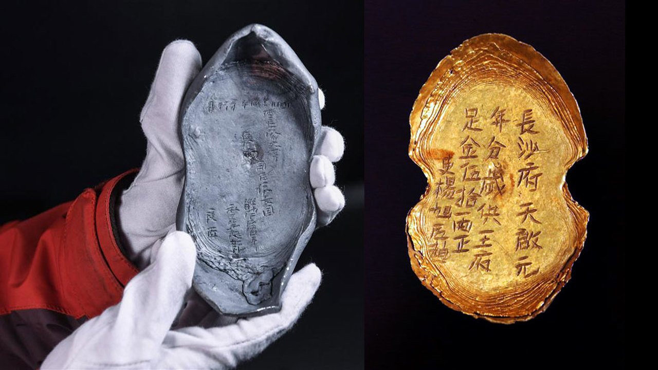 В Китае нашли несметные сокровища из старинной легенды