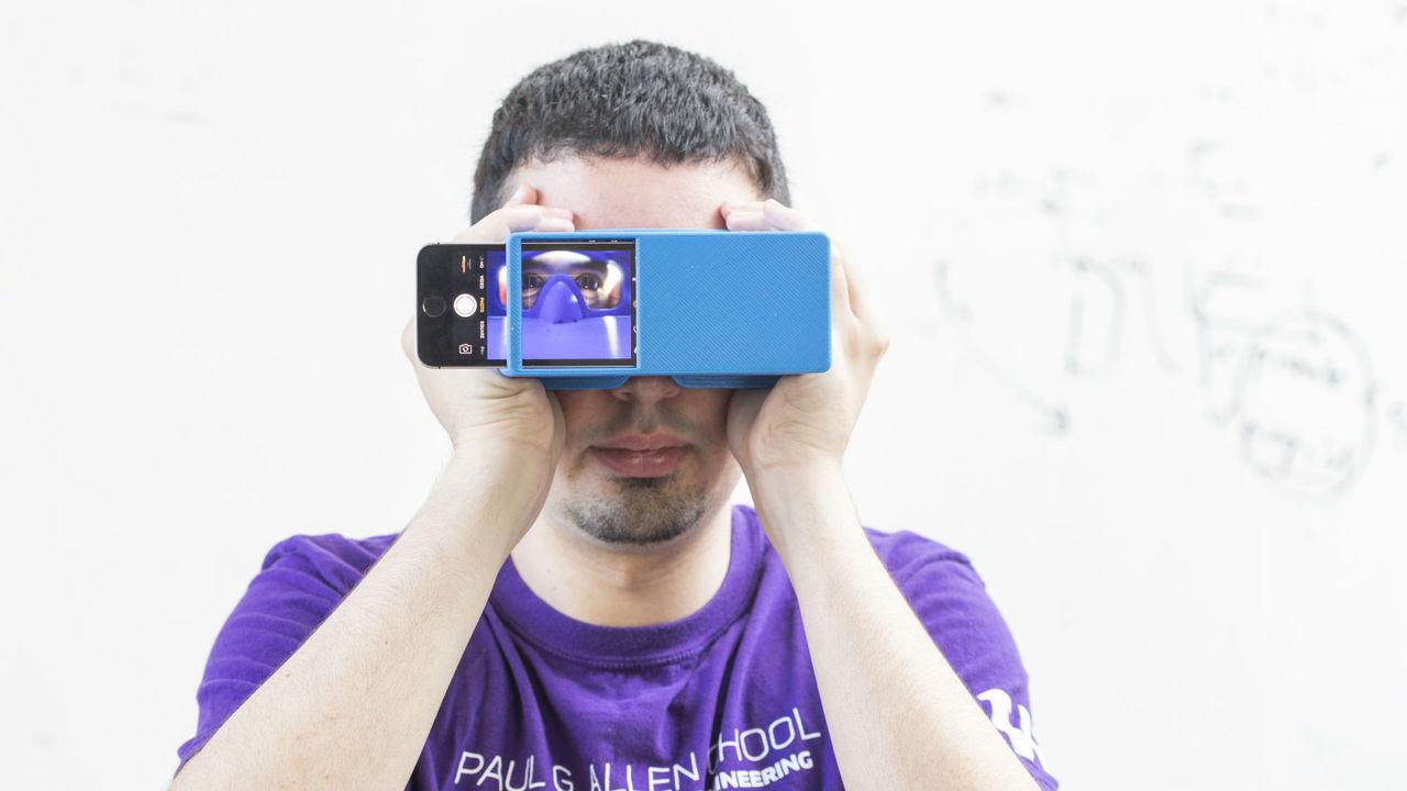 Новое приложение выявит рак поджелудочной железы по глазам