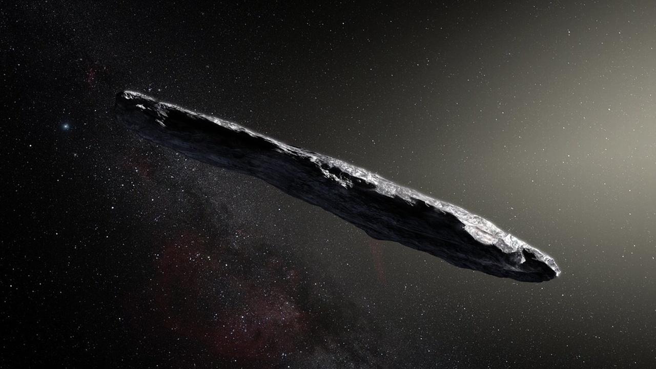 На первом межзвёздном астероиде обнаружили корку из органических веществ