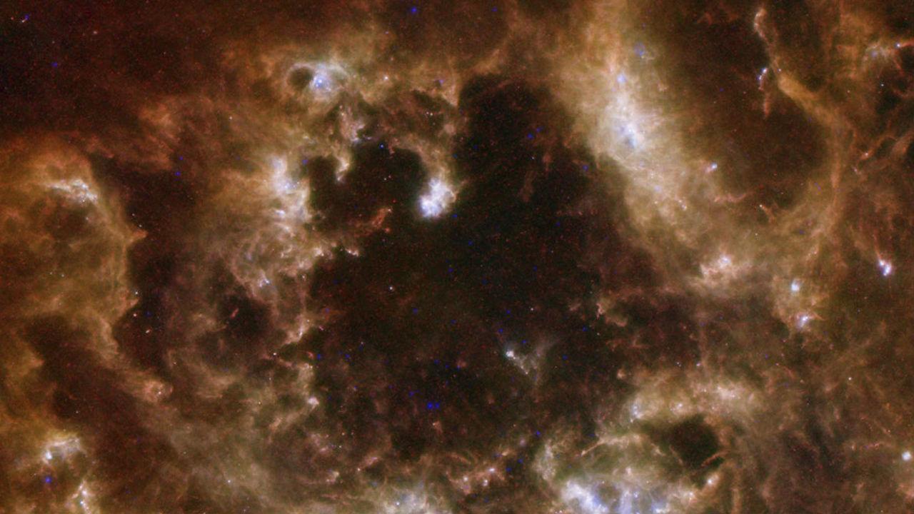 Астрономы обнаружили самые сложные молекулы, когда-либо наблюдавшиеся вне нашей галактики