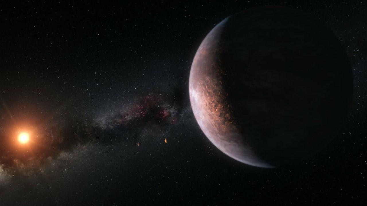 Астрономы впервые выяснили, из чего состоят землеподобные планеты
