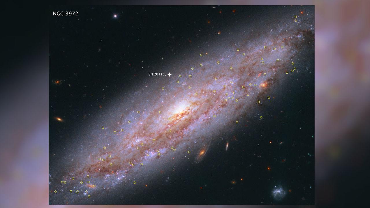 Астрономы с рекордной точностью измерили скорость расширения Вселенной