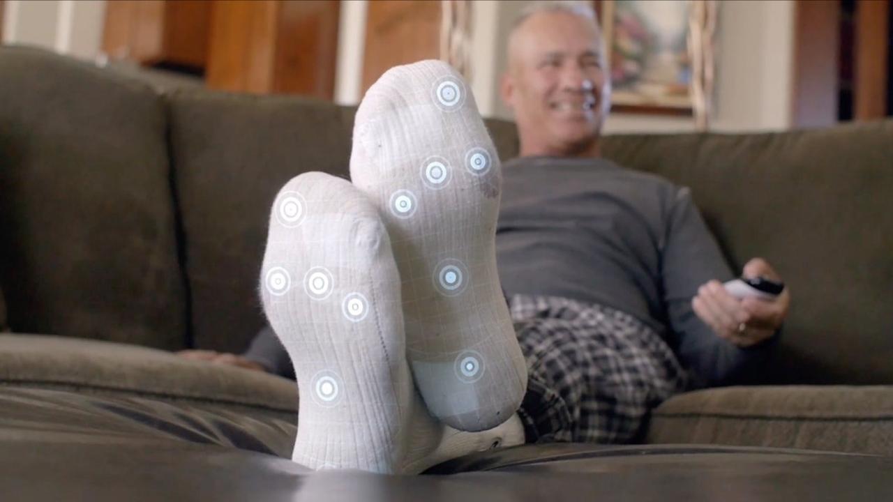 """""""Умные"""" носки для диабетиков помогут следить за состоянием ног"""