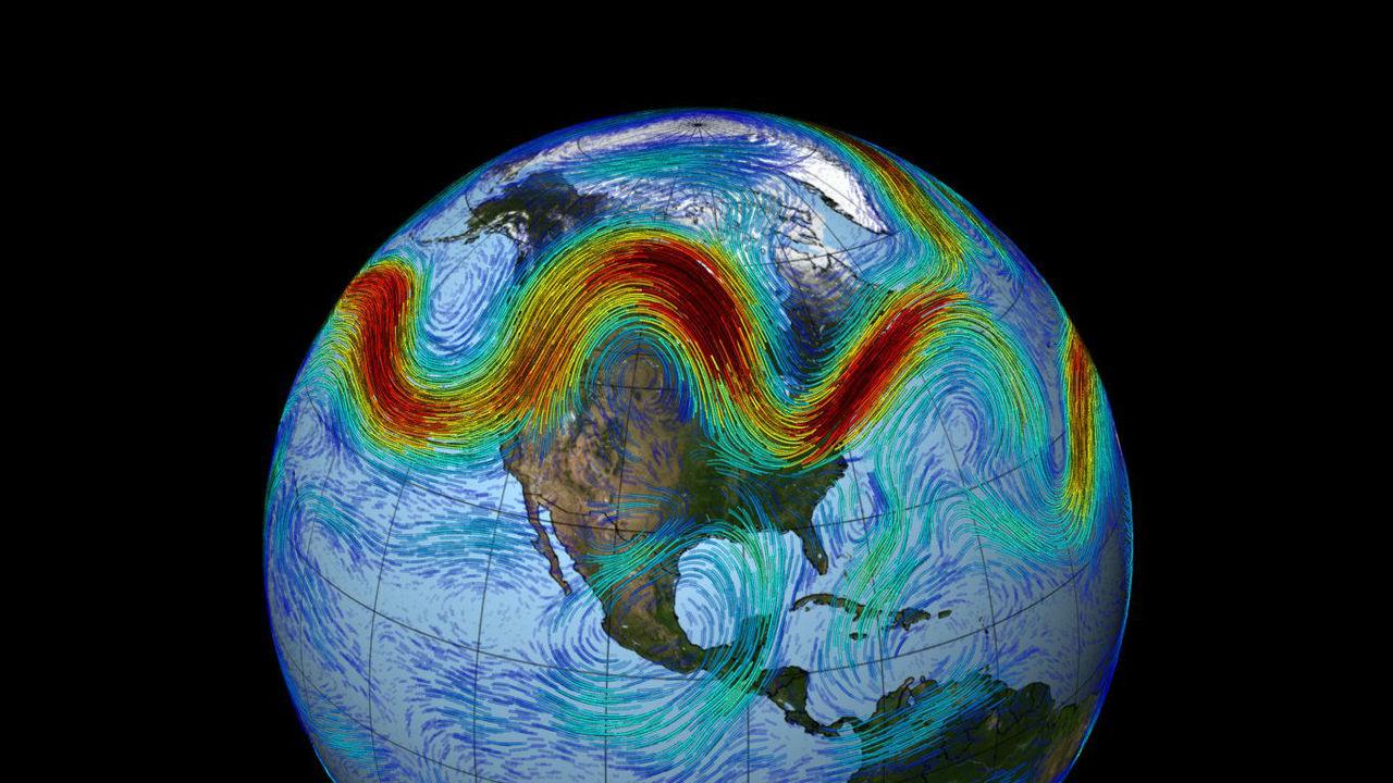 """Ответственность за аномальные погодные явления возложили на воздушные """"пробки"""""""