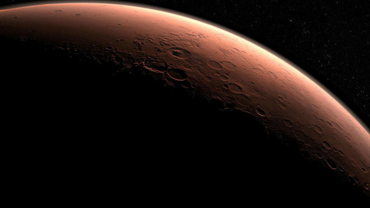 На Марсе обнаружили гигантское подледное озеро