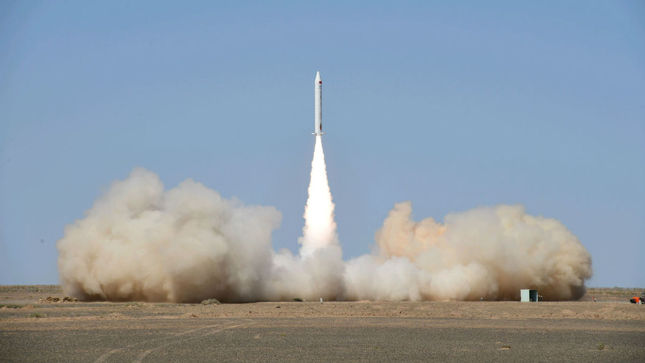 Китайская частная ракета впервые вывела в космос спутники