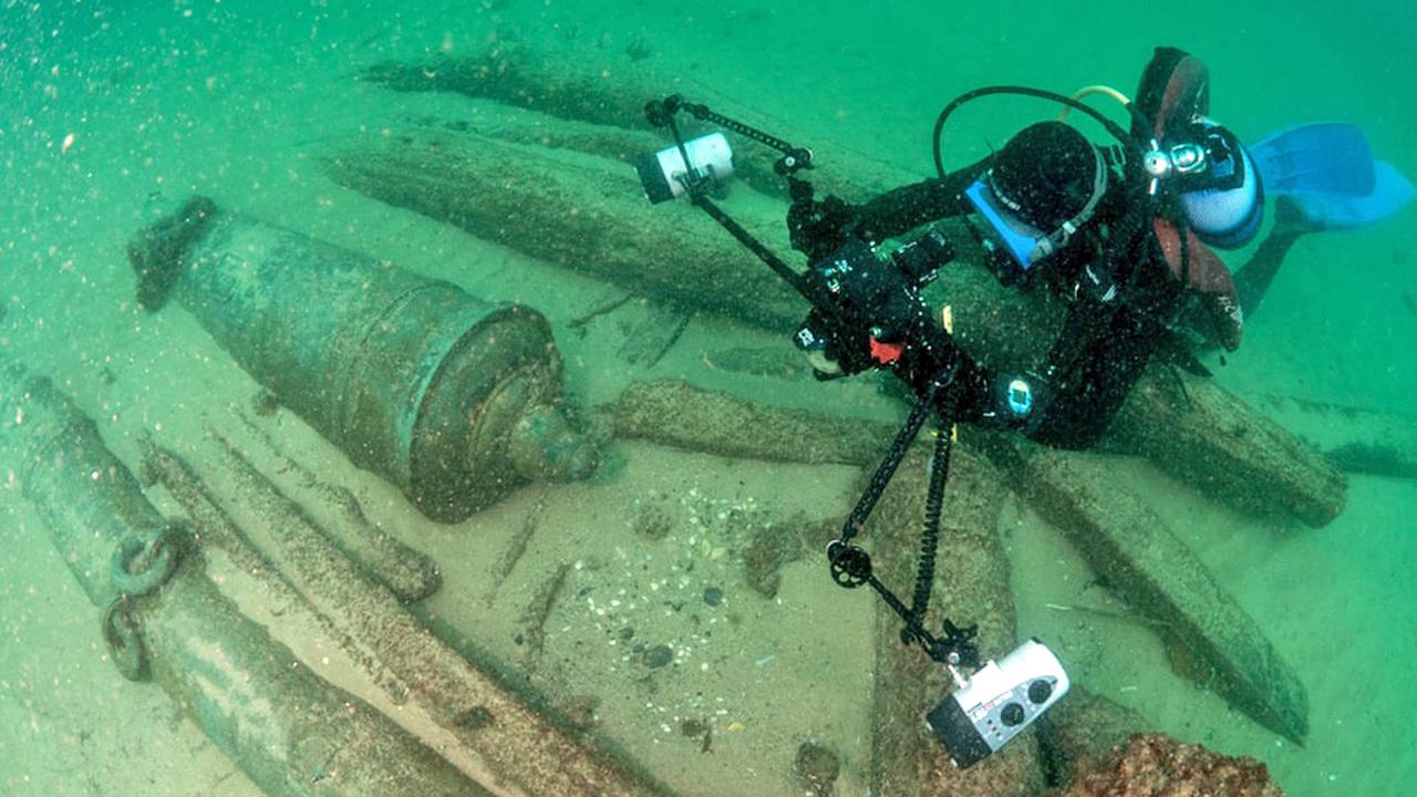 """""""Находка десятилетия"""": у берегов Португалии нашли 400-летний корабль"""