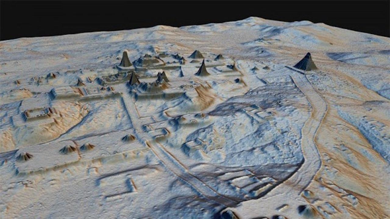 Лидар вместо лопаты: сканирование джунглей помогло обнаружить десятки тысяч построек майя