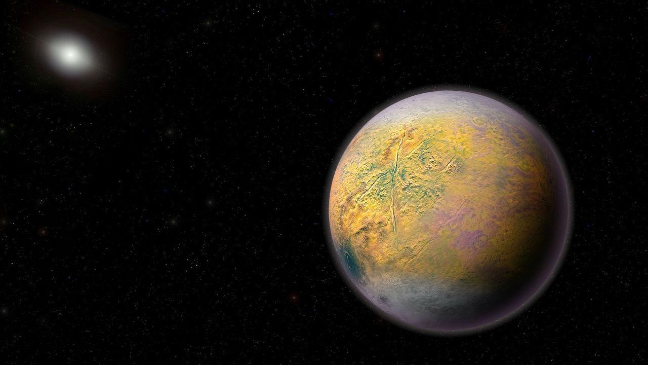 """""""Гоблин"""" в Солнечной системе указывает на существование Планеты Х"""