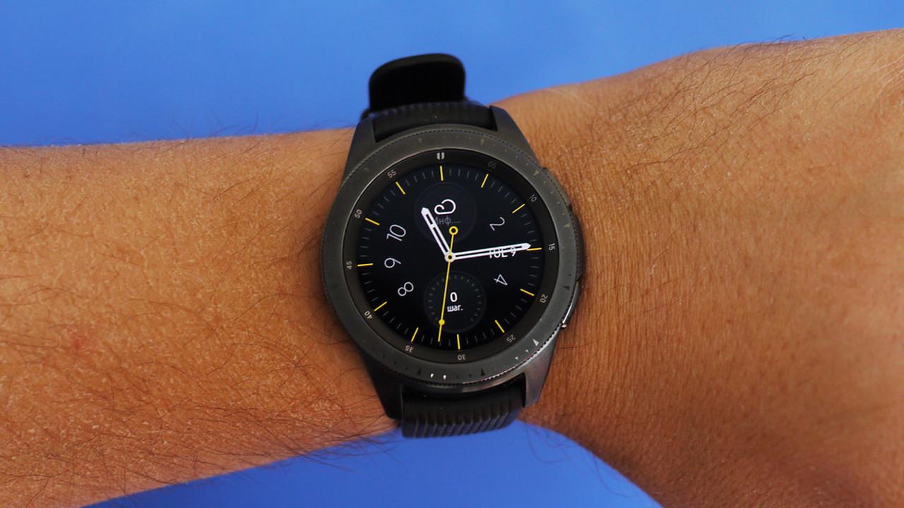 Обзор смарт-часов Samsung Galaxy Watch  обаяние классики 5c321b6907363