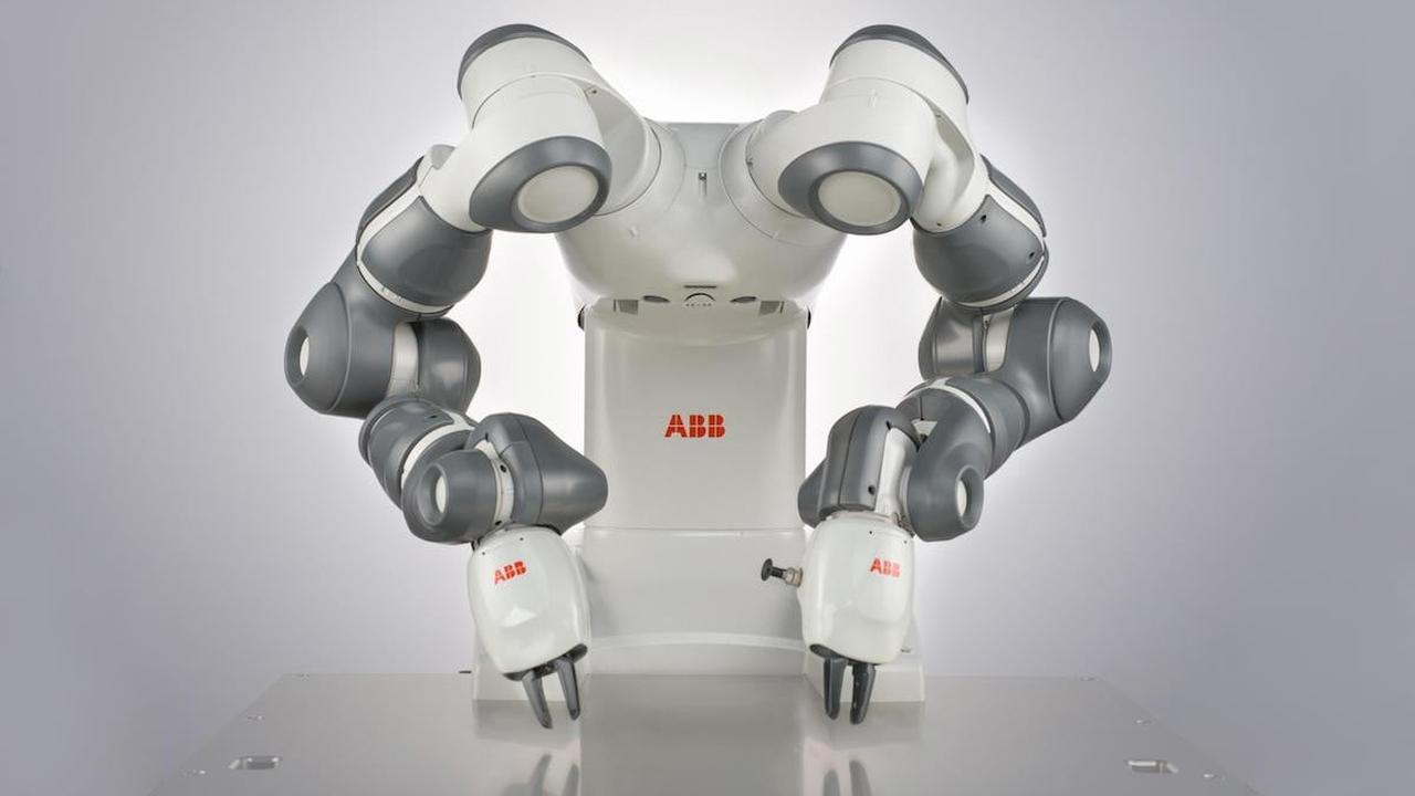 ВКитайской республике построят фабрику, где роботы будут делать роботов