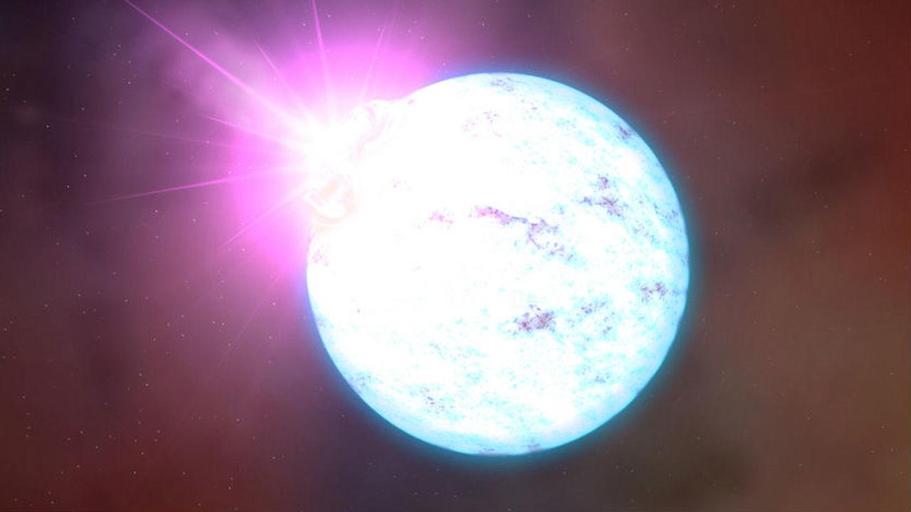 Астрономы нашли самое жёсткое вещество во Вселенной и новый источник гравитационных волн